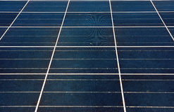 Solar Panal Array Royalty Free Stock Images