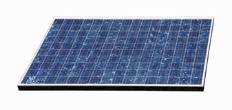 Solar Panel 01 Royalty Free Stock Photography