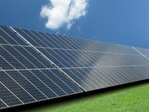 Free Solar Panel Royalty Free Stock Photo - 10226025