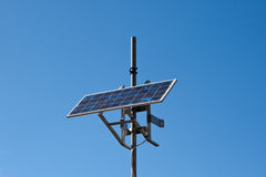 The solar panel Stock Photography