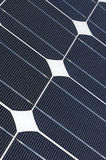 Solar panel. Some photovoltaic boards in an Energy generation station Royalty Free Stock Photo