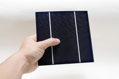 The solar panel Royalty Free Stock Images