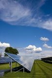Solar panel Stock Photo