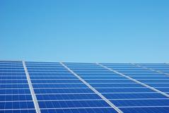 Solar panel Stock Photos