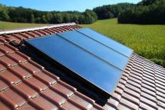 Solar panel Royalty Free Stock Image