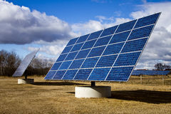 Solar panel Stock Photography