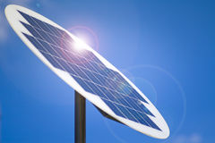 Solar panel. Royalty Free Stock Photos