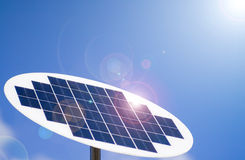 Solar Panel. Royalty Free Stock Image