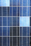 Solar Panel. Close-up of a solar panel stock photography