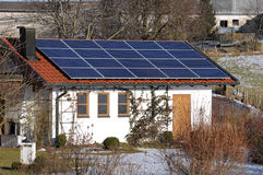 Free Solar Panel Royalty Free Stock Photos - 8787978