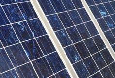 Solar panel for alternative energy Stock Photo