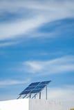 Solar Panel Array Royalty Free Stock Photos