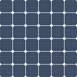Solar panel as a background Stock Photography