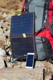 Solar panel. Royalty Free Stock Photos