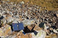 Solar panel. Royalty Free Stock Photo