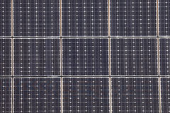 Solar Panel (background) Royalty Free Stock Photography