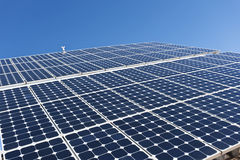 Solar panel Royalty Free Stock Images