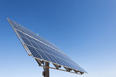 Solar panel. Background of Blue s Royalty Free Stock Photos