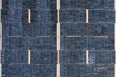 Solar panel background Royalty Free Stock Photography