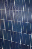 Solar Panel. Blue Photovoltaic Solar For Panel Renewable Energy Royalty Free Stock Photo