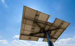 Solar Panel and blue Sky Royalty Free Stock Photography