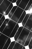 Solar panel cells Royalty Free Stock Photos