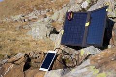 Solar panel. Stock Image