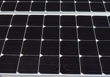 Solar panel. Close up solar panel , green economy, You can use background Stock Images