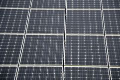 Solar panel. Stock Photos