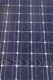 Solar panel closeup Royalty Free Stock Photos