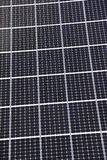 Solar Panel Grid Royalty Free Stock Photography