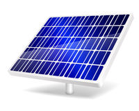 Solar Panel icon. Royalty Free Stock Photography