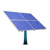 Solar panel illustration Stock Image