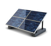 Solar panel royalty free illustration