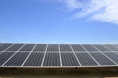 Solar panel. Stock Images