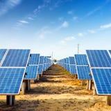 Solar Panel Stock Photography