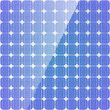 Solar panel pattern bis Royalty Free Stock Images