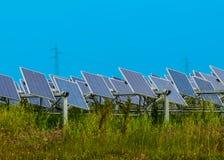 Solar Panel - Photovoltaic Royalty Free Stock Photos