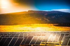 Solar Panel Renewable Energy Royalty Free Stock Image