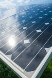 Solar panel. Royalty Free Stock Image