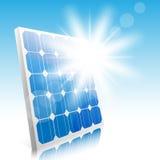 Solar panel Royalty Free Stock Photos