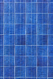 Solar panel surface Royalty Free Stock Images