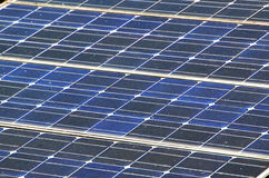 Solar Panel Surface Royalty Free Stock Image