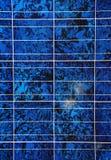 Solar panel surface close up Royalty Free Stock Photos