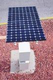 A solar panel Stock Photos