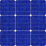 Solar Panel Ecological Renewable Energy. Solar panel texture. Load cells and renewable energy. Seamless picture royalty free stock image