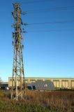 Solar panels. Lombardy,Italy,some  solar panels royalty free stock image