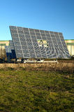 Solar panels. Lombardy,Italy,some solar panels stock images