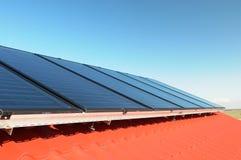 Free Solar Panels Stock Image - 11645171