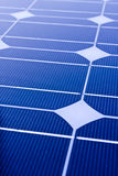 Solar Panels. Closeup of Solar Panels,useful for alternative energy themes Royalty Free Stock Photo